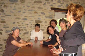 Stage en immersion Parlar occitan
