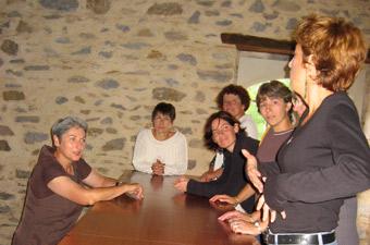 Stage en immersion Parlar occitan